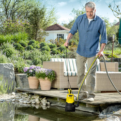 Karcher SP3 Drainage Pump