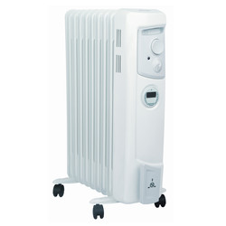Dimplex Oil Filled Radiator With Timer