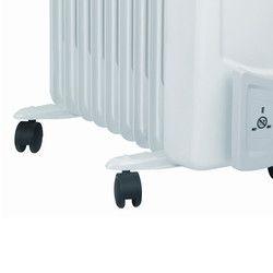 Dimplex 2kW Oil Filled Radiator With Timer