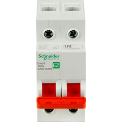 Schneider Electric Schneider Easy9 DP Switch Disconnector 100A DP Switch - 40710 - from Toolstation