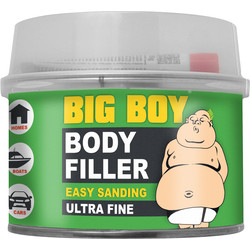 Big Boy Big Boy Filler Ultra Fine 250ml - 40826 - from Toolstation