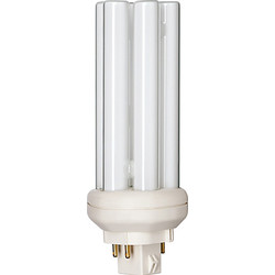 Philips Philips PL-T Energy Saving CFL Lamp 18W 4 Pin GX24q-2 - 40829 - from Toolstation