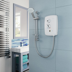 Triton T80 EasiFit + Electric Shower