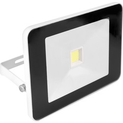 Meridian Lighting LED IP65 Slim Floodlight 10W 750lm - 40957 - from Toolstation