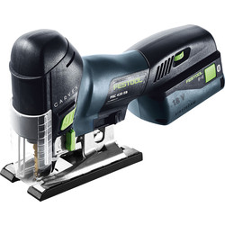 Festool Festool PSC 420 Li 18V Li-Ion Cordless Jigsaw 1 x 5.2Ah - 41006 - from Toolstation