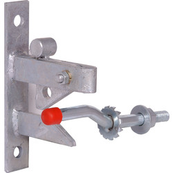 Unbranded Self Locking Auto Field Gate Latch  - 41012 - from Toolstation