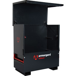 Armorgard Armorgard Tuffbank Site Chest 1150 x 615 x 1265mm - 41016 - from Toolstation