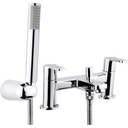 Ebb and Flo Ebb + Flo Kilve Taps Bath Shower Mixer - 41318 - from Toolstation