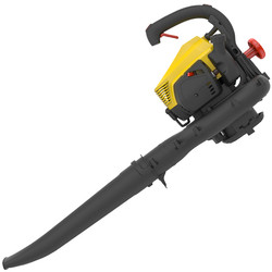 Stanley Stanley 26cc Petrol Leaf Blower Vac SLB26 - 41409 - from Toolstation