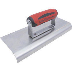 "Marshalltown Marshalltown Edging Trowel 10"" x 4"" - 41558 - from Toolstation"