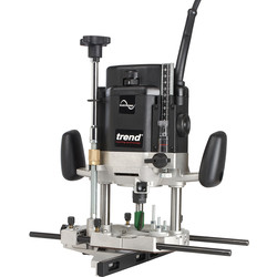 "Trend Trend T11 1/2"" Variable Speed Router 115V - 41584 - from Toolstation"