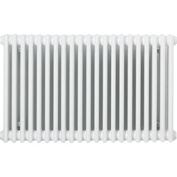 Arlberg Arlberg 2 Column Horizontal Radiator 600 x 992mm 3255Btu White - 41589 - from Toolstation