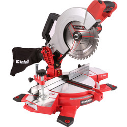 Einhell Einhell Power X-Change TE MS18/210LI PXC 18V Cordless Mitre Saw Body Only - 41638 - from Toolstation