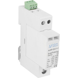Axiom Axiom Surge Protection Device 40kA - 41658 - from Toolstation