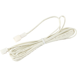 Kitchen LED Extension Cable with Connectors 2.5m - 41717 - from Toolstation