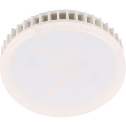 CED LED GX53 Lamp 6W, 3000k, 460lm - 41858 - from Toolstation