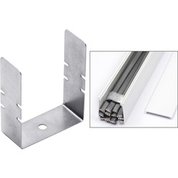 D Line Trade SAFE-D 50 Fire Rated Cable Clips For 50mm+ Trunking - 41862 - from Toolstation