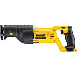 DeWalt DCS380N-XJ 18V XR Cordless Reciprocating Saw Body Only