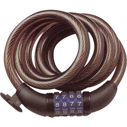 Steel Combination Cable Lock