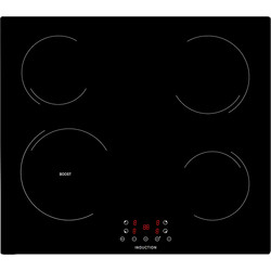 Culina 60cm Glass Induction Electric Hob Touch Control