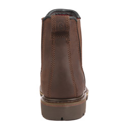 V1231 Rawhide Brown Dealer Boot