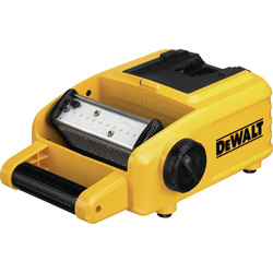 DeWalt DeWalt DCL060-XJ 18V XR LED Area Light Body Only - 42136 - from Toolstation