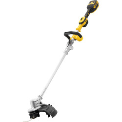 DeWalt DeWalt DCMST561 18V XR 36cm Brushless Cordless String Trimmer 1 x 5.0Ah - 42252 - from Toolstation