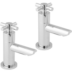Deva Deva Motif Taps Bath Pillar - 42490 - from Toolstation