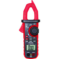 TIS TIS 600 AMP AC Clamp Meter  - 42581 - from Toolstation