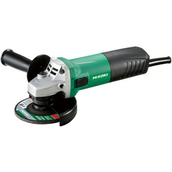 Hikoki Hikoki G12SR4 730W 115mm Angle Grinder 110V - 42654 - from Toolstation