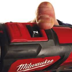 Milwaukee M12BPD-202C 12V Li-Ion Cordless Compact Combi Drill