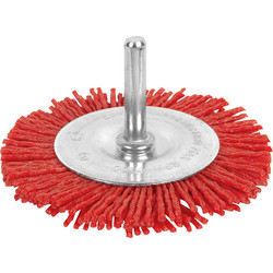 Abracs Abracs Nylon Filament Wheel Brush 75mm - 42759 - from Toolstation