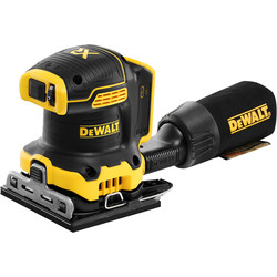 DeWalt DeWalt 18V XR 1/4 Sheet Sander Body Only - 42864 - from Toolstation