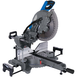 Draper Expert Draper 305mm 2000W Double Bevel Sliding Compound Mitre Saw 230V - 42869 - from Toolstation