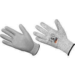 Blackrock PU Cut Resistant Gloves Large - 42874 - from Toolstation
