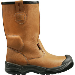 Scruffs Gravity Safety Rigger  Tan Size 12 (47)