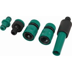 Plastic Hose Connector Set  - 42950 - from Toolstation