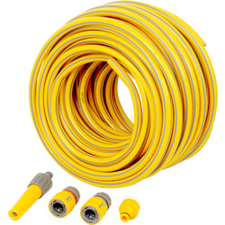 "Hozelock Hozelock Starter Hose Set 1/2"" x 30m - 42970 - from Toolstation"
