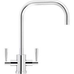Franke Franke Olympus U Spout Mono Mixer Kitchen Tap Chrome - 43030 - from Toolstation