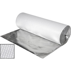 YBS Insulation YBS Breather Foil Fire Retardent Membrane 1.35 x 25m - 43031 - from Toolstation
