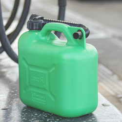 Plastic Fuel Can