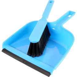 Hill Brush Company Dustpan & Brush Set  - 43318 - from Toolstation