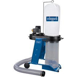 Scheppach HD12 550W 75L Dust Extractor 230V