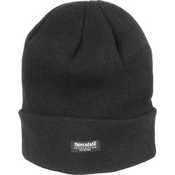 Thinsulate Thinsulate Hat Black - 43358 - from Toolstation