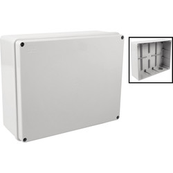 IMO Stag IMO Stag IP56 Enclosure 240 x 190 x 90mm - 43411 - from Toolstation