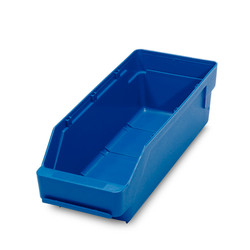 Blue Shelf Bin