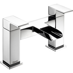 Deva Deva Waterfall Taps Bath Filler - 43472 - from Toolstation