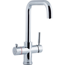 Reginox Reginox Boiling Water Tap 3-in-1 Chrome - 43622 - from Toolstation