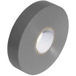 Insulation Tape Grey 19mm x 33m - 43725 - from Toolstation