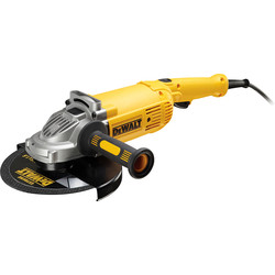 DeWalt DeWalt DWE492K 2200W 230mm Angle Grinder 110V - 43746 - from Toolstation